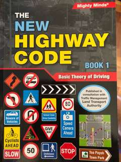 The New Highway Code Book 1&2 for BTT & FTT
