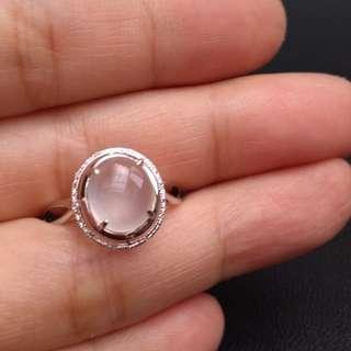 🚚 緬甸玉a貨18k真鑽玻璃種戒指