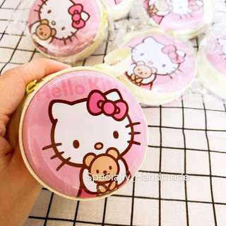 Hello Kitty Purse / Coin Pouch / Party Gift / Children Gift