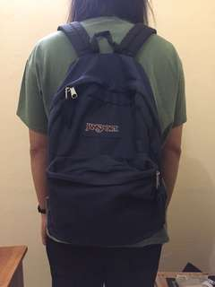 JANSPORT CLASSIC BACK PACK