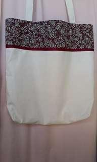 Handsew Design Tote Bag