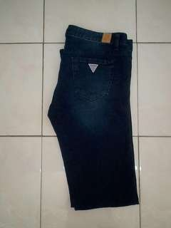 guess jeans bootcuts