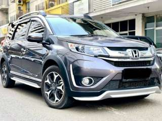 BEST DISCOUNT HONDA NEW BR-V PRESTIGE CVT 2018 BRIO MOBILIO JAZZ BRV CRV HRV CITY CIVIC ACCORD ODYSSEY CR-V BR-V HR-V HATCHBACK S E RS MT AT TURBO PRESTIGE CVT 2018