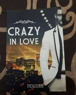 Novel Wattpad Crazy In Love