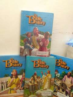 Bible story volumes