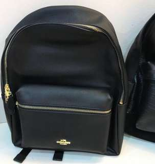 READY STOCK COACH CHARLIE BACKPACK