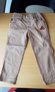 Giordano brown pants