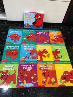 Grolier Scholastic English Education Phonics Children Story Books (Pack 5)