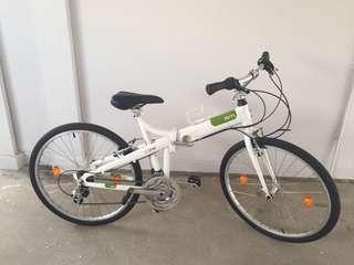 """Tern Joe C21 Folding bike 26"""" wheel"""