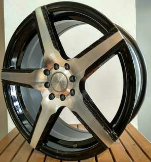 sale velg ADV1 plus ban hankook ring 17