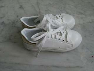 New White Sneakers