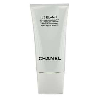Chanel Le Blanc Oil-Gel Makeup Remover