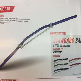 Standard Bar(22.2mm) Low&High