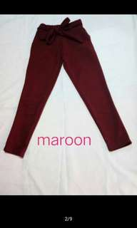 BRANDNEW Candy pants and Marian Off  Shoulder