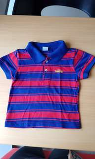 Stripes baby shirt