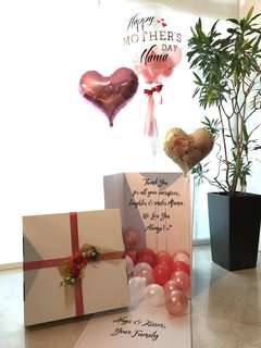 Mother's Day Gift surprises box