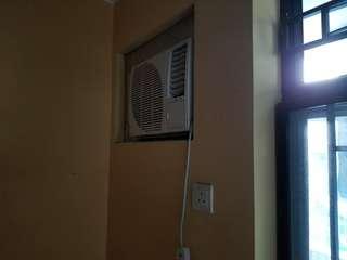 4部冷氣機