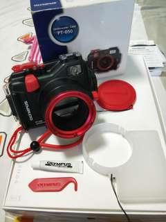 Olympus xz-1 camera & PT-059 Underwater housing