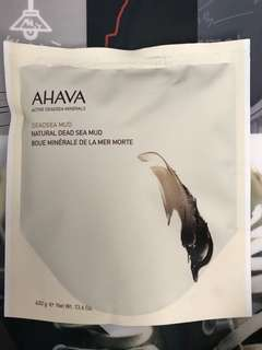 Ahava Deadsea Mud