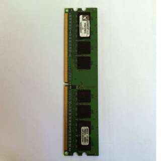 kingston 1gb ram card stick 2 pieces available one gigabyte random access memory DDR2 667mhz CL5 240-Pin DIMM