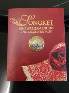 Songket The Regal Heritage