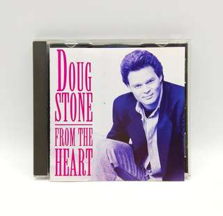 Dough Stone From The Heart CD
