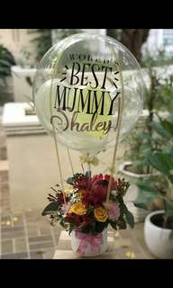 Mother's Day Gift hot air balloon