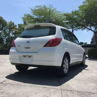 Nissan 日產 TIIDA 5D 一手車 全額貸 零頭期 認證車 中古車 二手車 實車實價