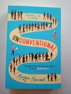 BN: Unconventional by Maggie Harcourt