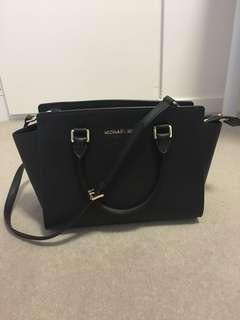 Michael Kors Classic Medium Black Bag