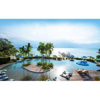 Montigo Resort Most Luxurious in Batam from $91/pax