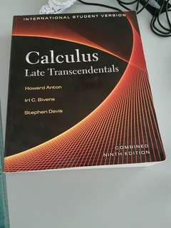 Calculus Textbook