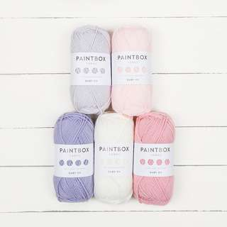 Paintbox Yarns Baby DK - Blossom Package