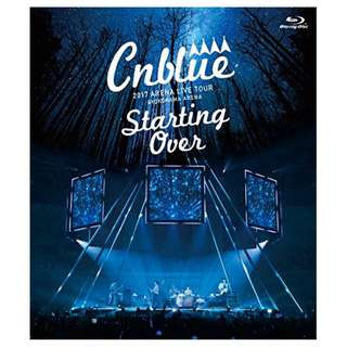 預訂 CNBlue 2017 ARENA LIVE TOUR ~Starting Over~ @ YOKOHAMA ARENA Blu ray 日本版 bluray