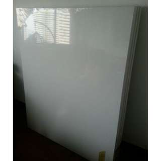 Huge Blank Painting Canvases / Brand New! (MOVING SALE)
