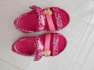 Crocs girls sandals (Frozen theme)