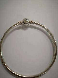 Pandora Bangle Let GO