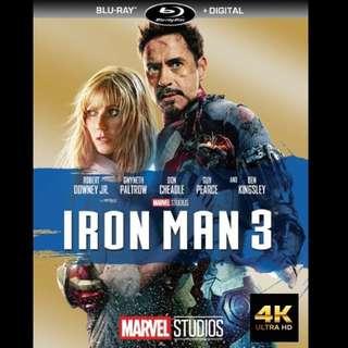 [Rent-A-4K-Movie] IRON MAN 3 (2013)