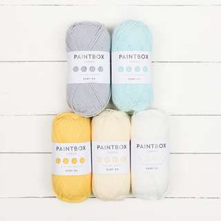 Paintbox Yarns Baby DK - Neutral Package