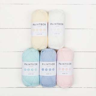 Paintbox Yarns Baby DK - Sorbet Package