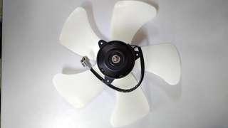 Fan Blade & Fan Motor for Perodua Kancil