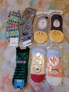 Korea Cotton Socks