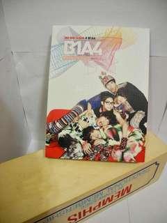 🚚 B1A4 2nd迷你專輯 it B1A4