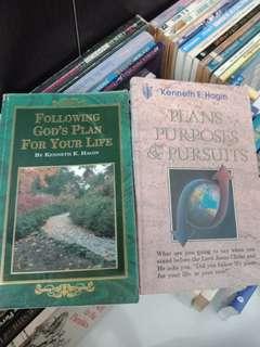 Kenneth Hagin's books