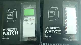 Paprcuts Watch 紙手機