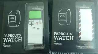 Paprcuts Watch 紙手機