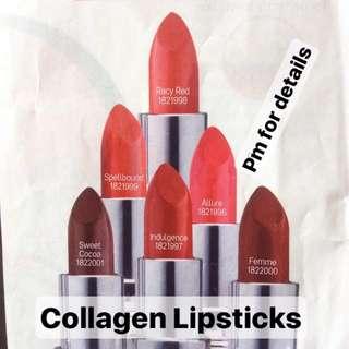 Collagen Lipsticks