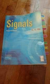 Signals by C.C.Ko