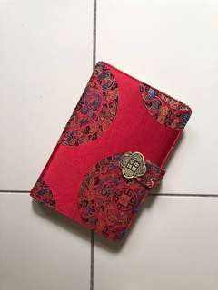BN Yun Brocade of China Oriental Notebook (with free thumbdrive & metal bookmark)