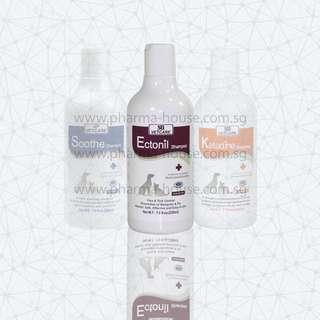 SB VetCare Ectonil Shampoo 500ml